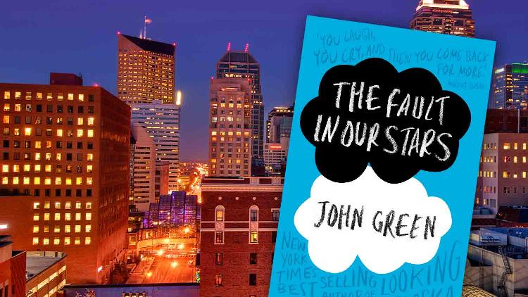 "Touring Indy: ""The Fault in Our Stars"" Style"