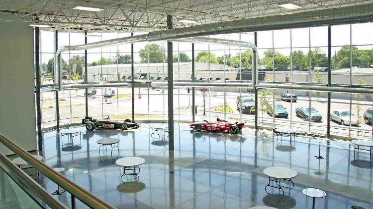 Dallara indycar factory 3 list