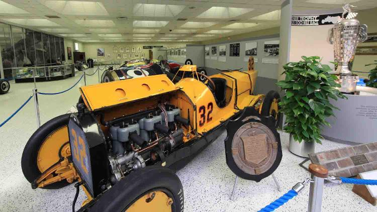Ims hall of fame museum 4 list