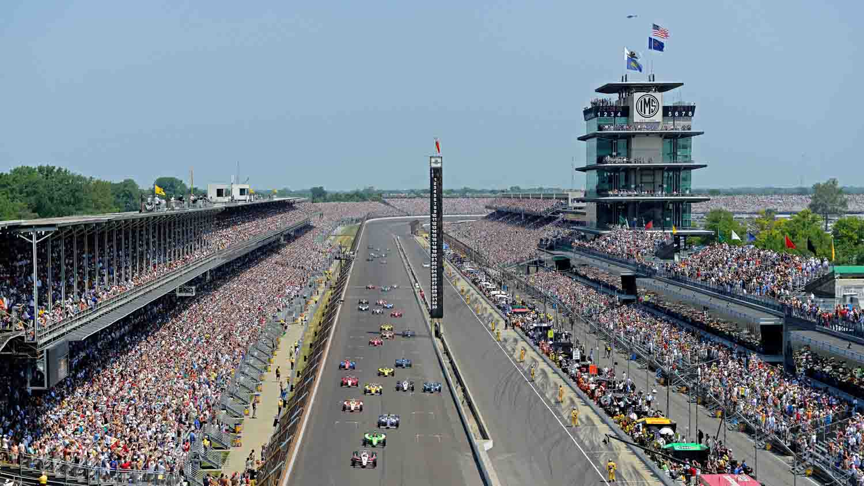 Indianapolis motor speedway 1