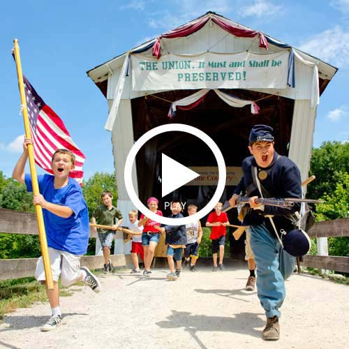 History buffs conner prairie videoplay