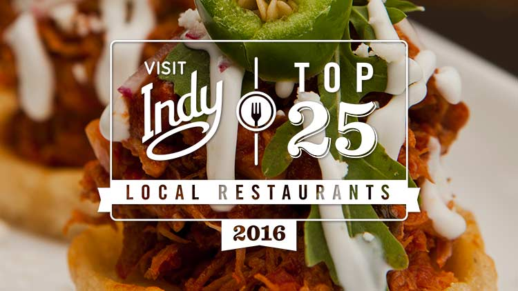 Top 25 local restaurants 2016 list