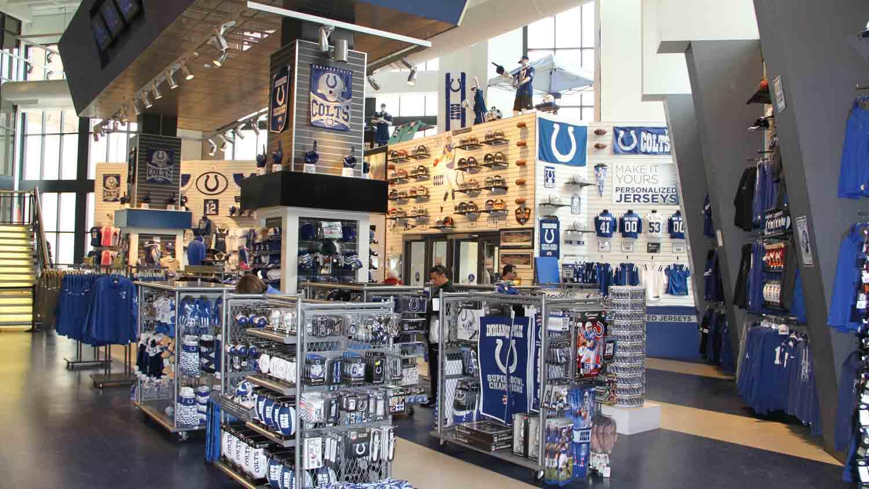 Colts Pro Shop - Lucas Oil Stadium 6