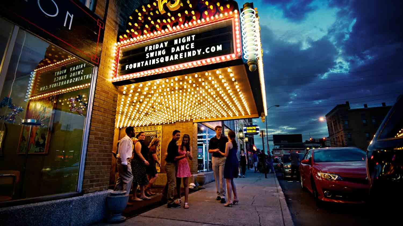 Fountain Square Theatre Building 6