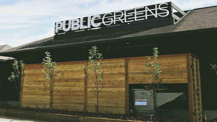 Public Greens