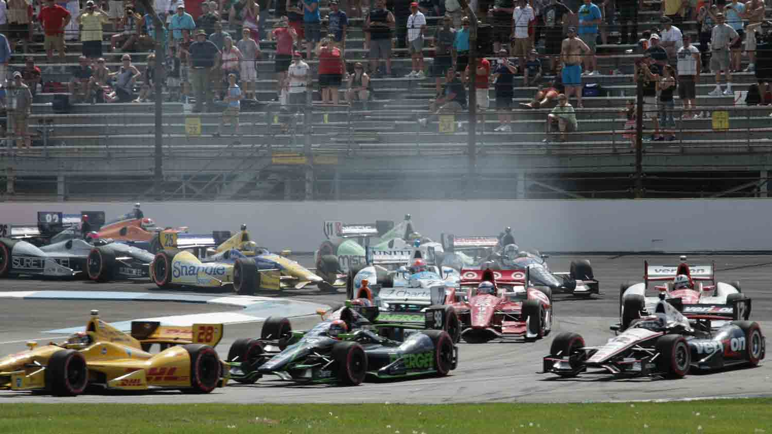 Angie's List Grand Prix of Indianapolis 3