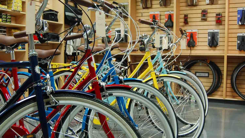 Bikes on Mass Ave 1