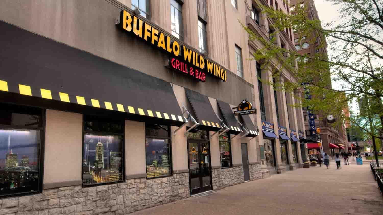 Buffalo wild wings 1