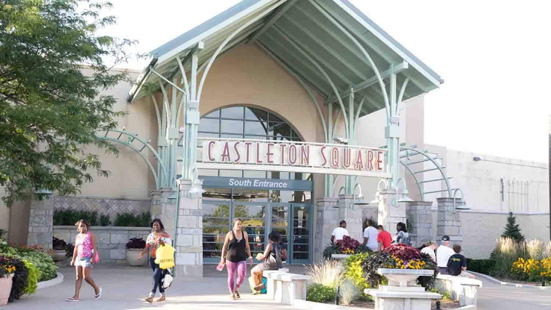 Castleton square mall 2