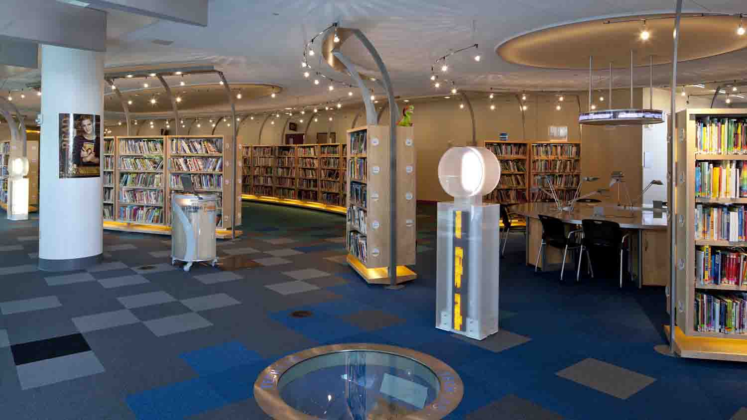 Central library 2