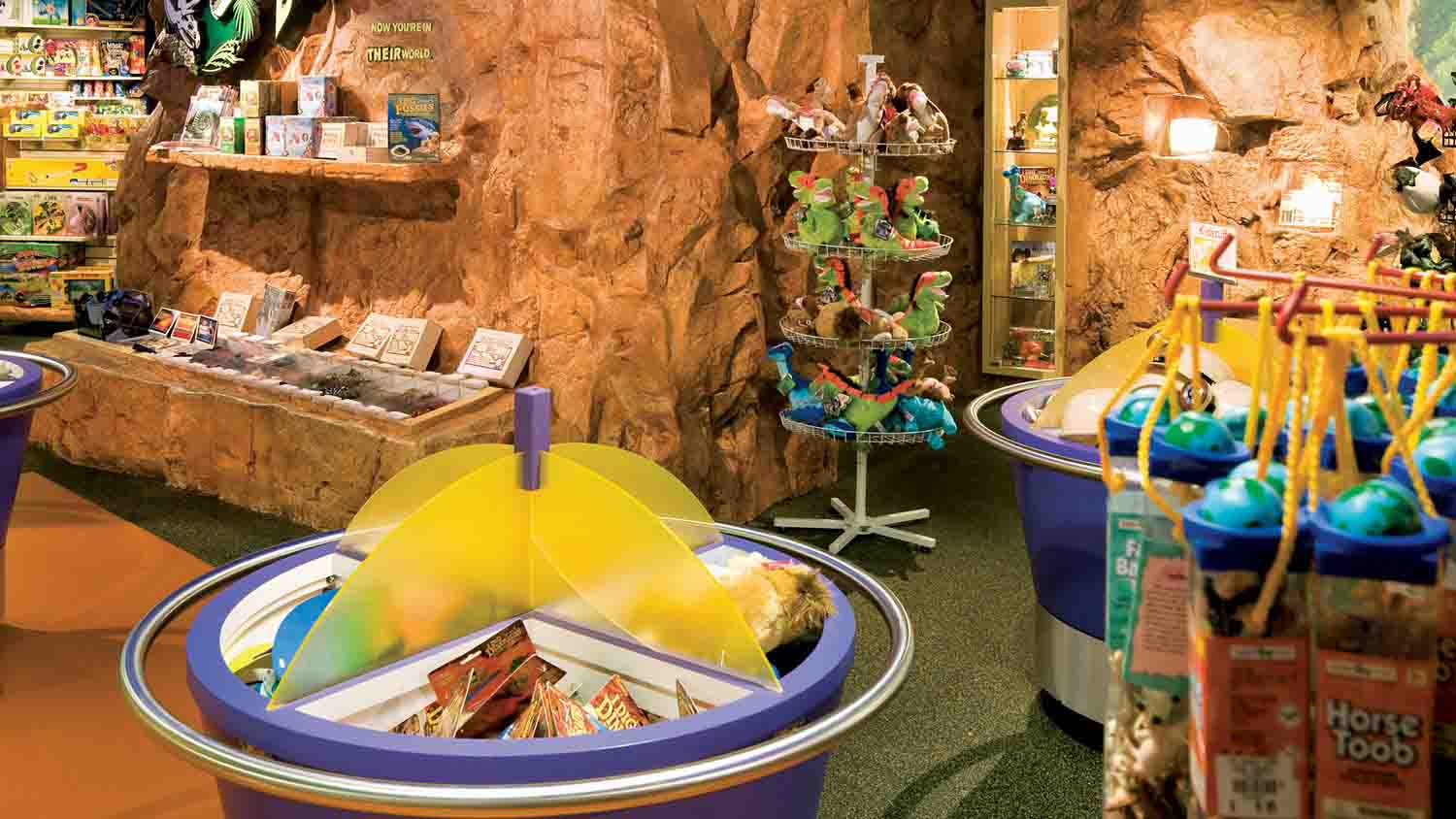 The Children's Museum of Indianapolis Gift Shop 1