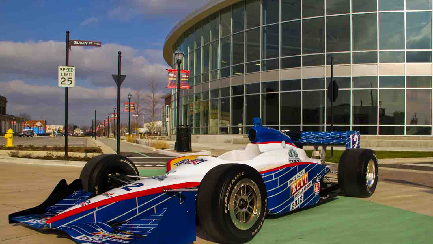 Dallara indycar factory 2