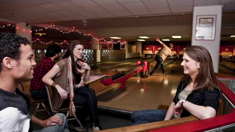 Duckpin bowling 1