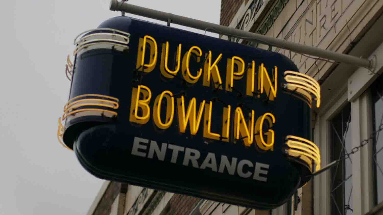 Duckpin bowling 5