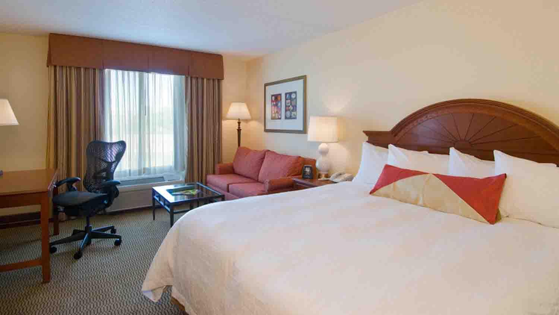 Hilton Garden Inn Indianapolis Northeast/Fishers 4