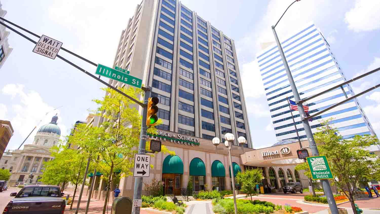 Hilton Indianapolis Hotel & Suites 2