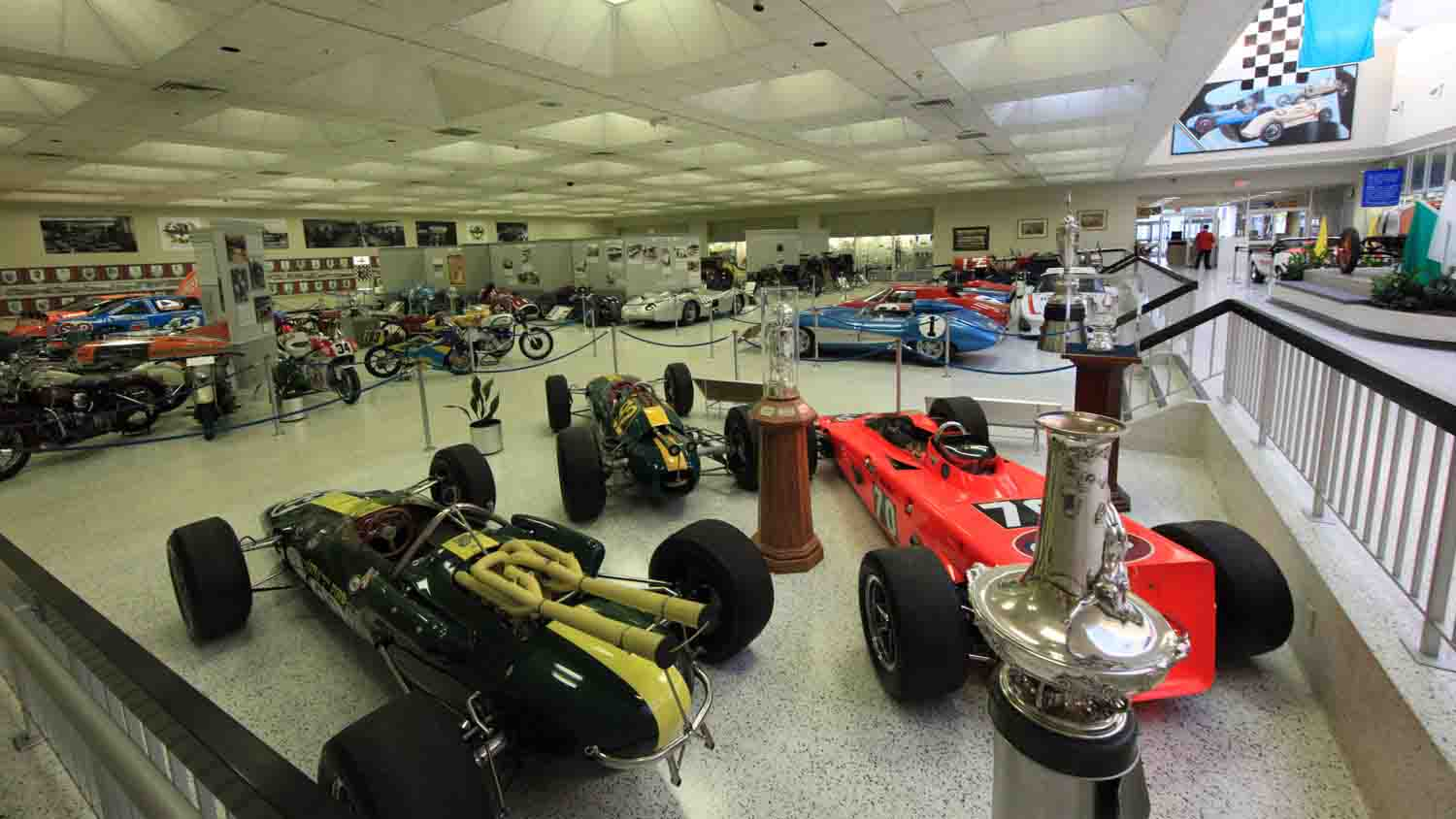Indianapolis Motor Speedway Hall of Fame Museum 2