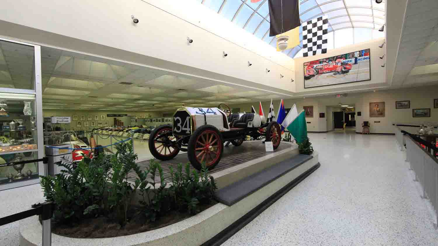 Indianapolis Motor Speedway Hall of Fame Museum 3