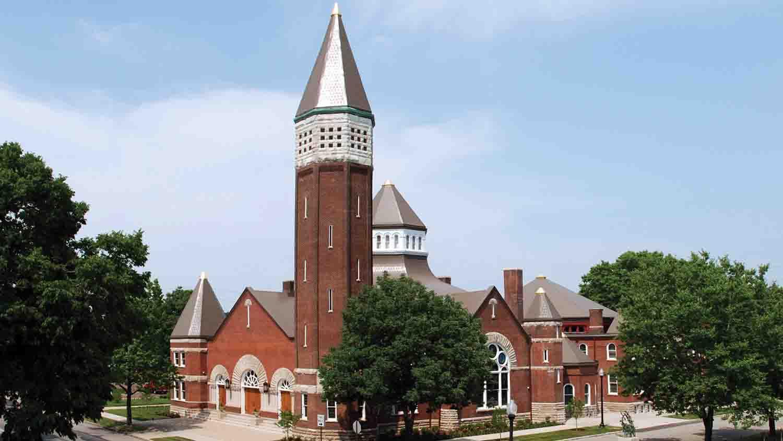 Indiana landmarks center 1
