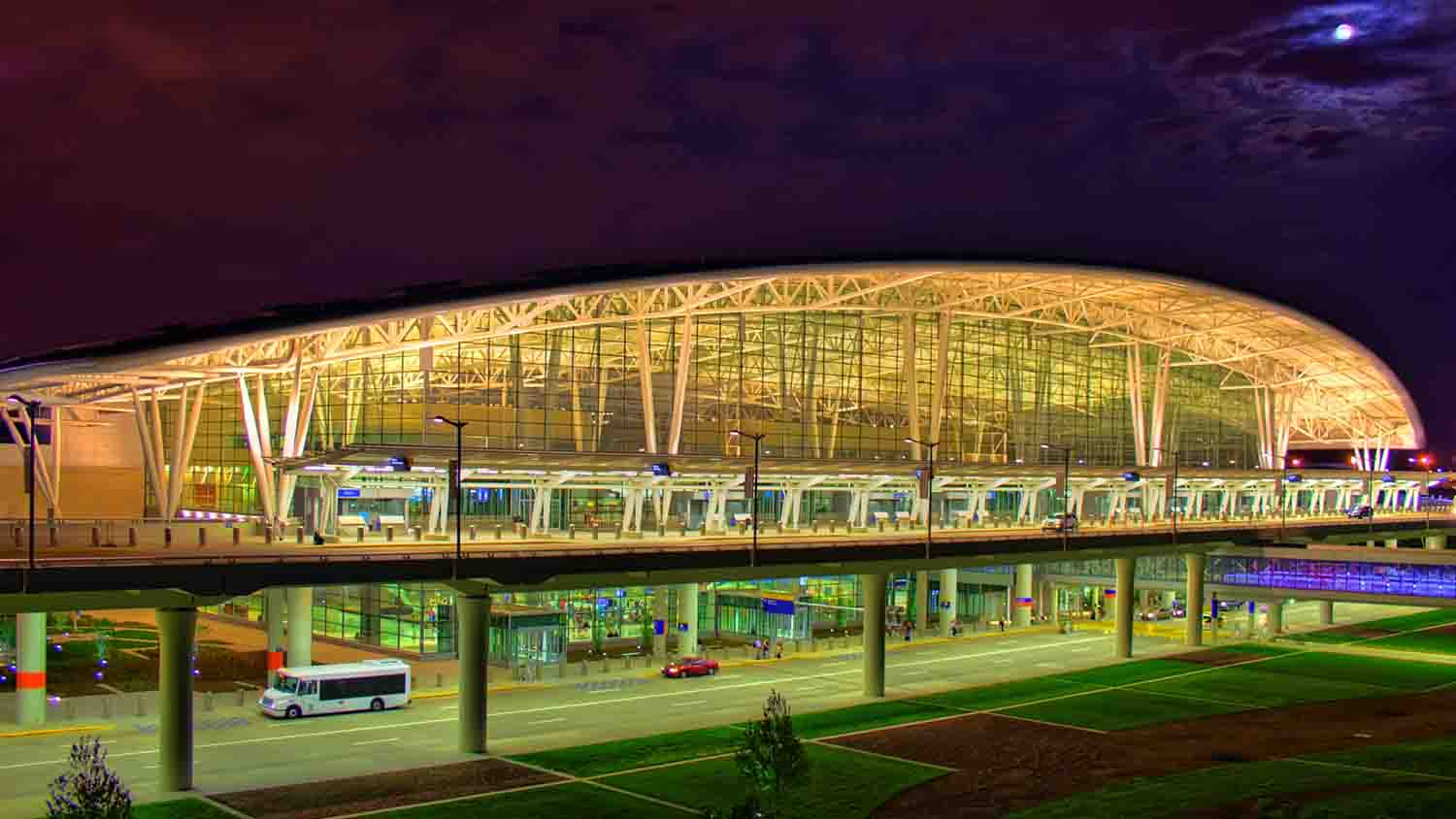 Indianapolis International Airport 2