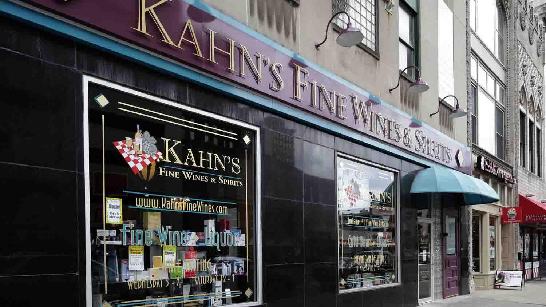 Kahn's Fine Wines & Spirits Downtown 3
