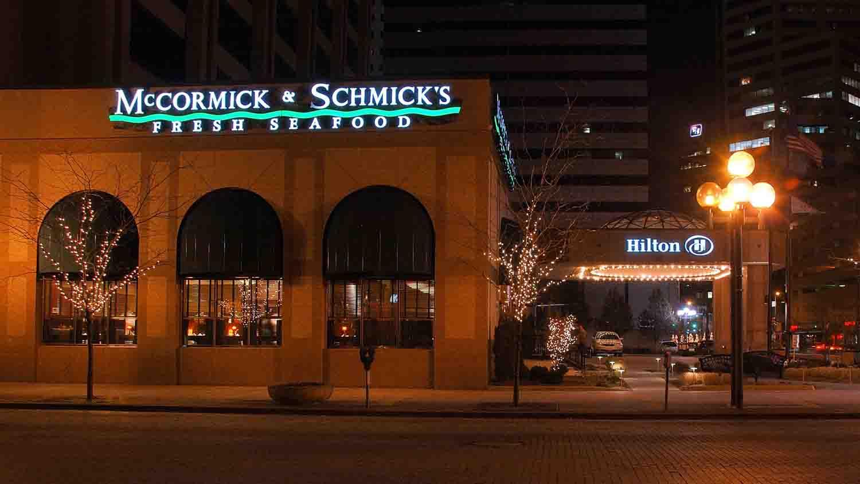 Mccormick and schmicks 1