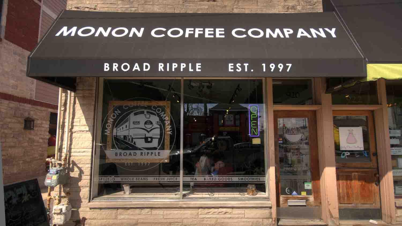 Monon coffee company 2