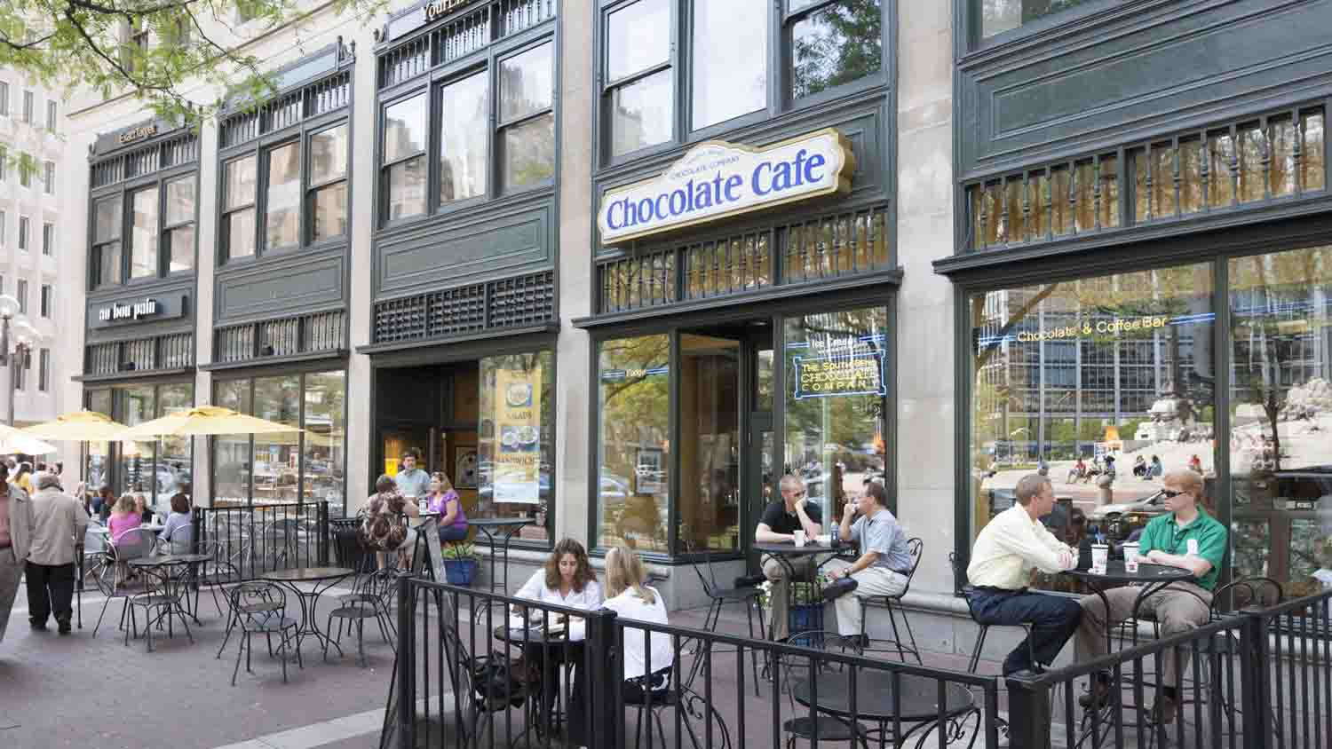 The South Bend Chocolate Company/Chocolate Cafe 1