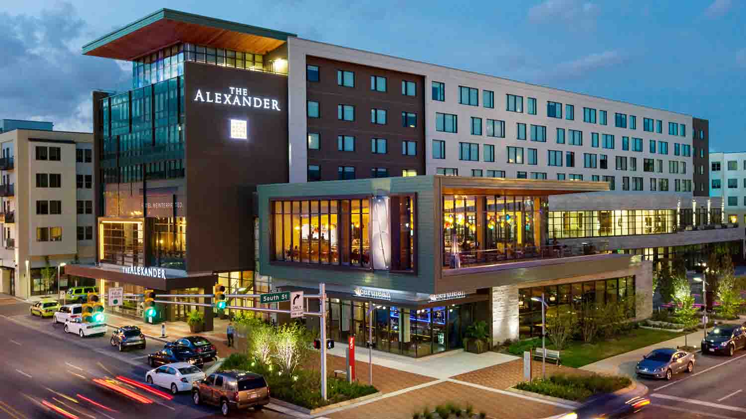 The alexander hotel 1