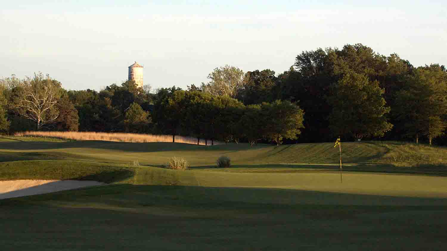 The fort golf course 4