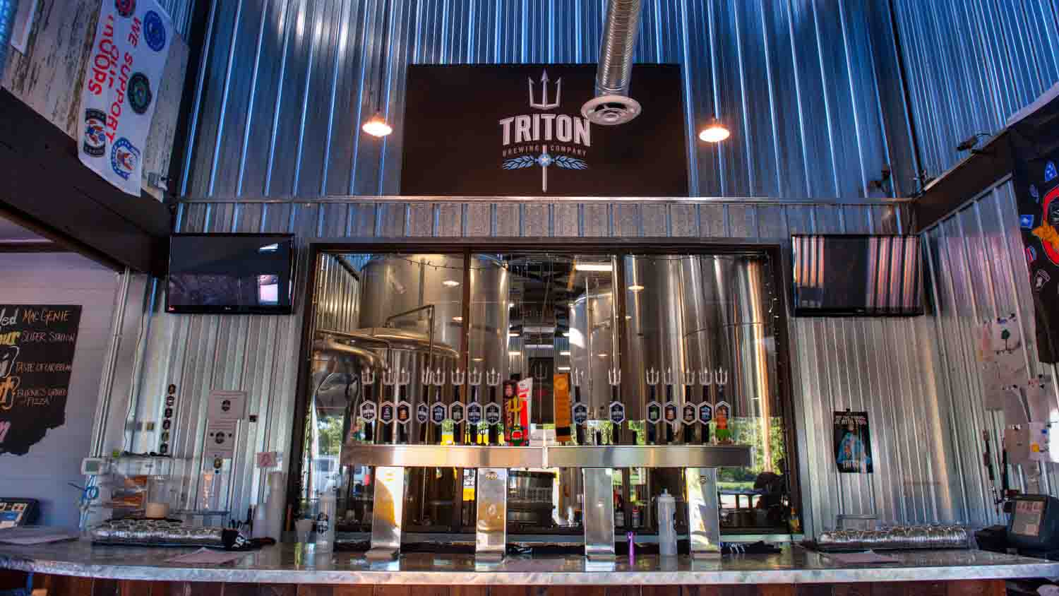 Triton Brewing Company 2