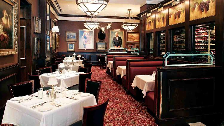 The Capital Grille at Conrad Indianapolis