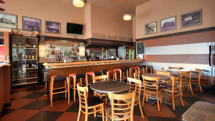 Imbibe Lobby Bar & Game Room
