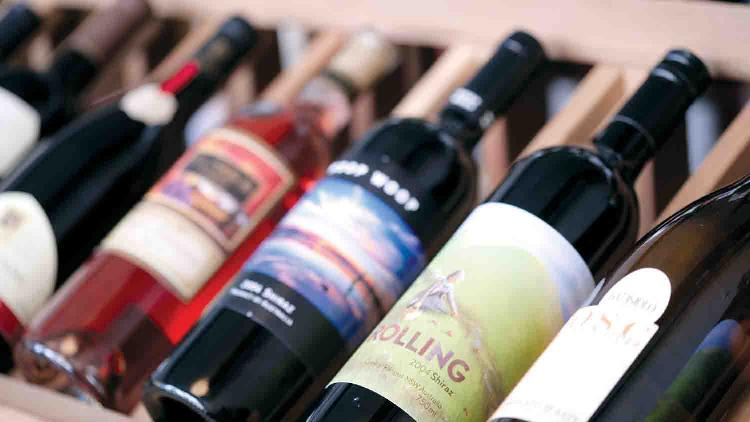 Mass Ave Wine