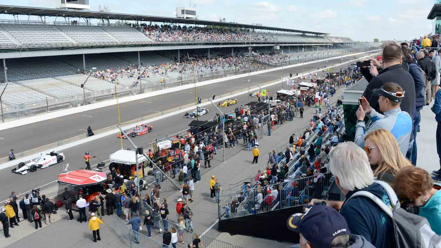 Miller Lite Carb Day and Concert 1