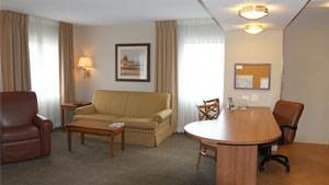 Candlewood Suites Downtown -- All Suite, 100% Smoke Free Hotel