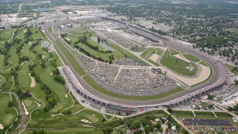 Indianapolis motor speedway 3
