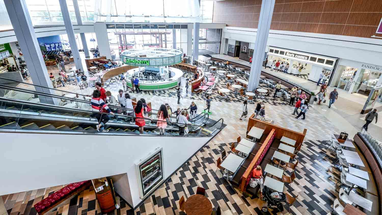 The Fashion Mall, Keystone at the Crossing