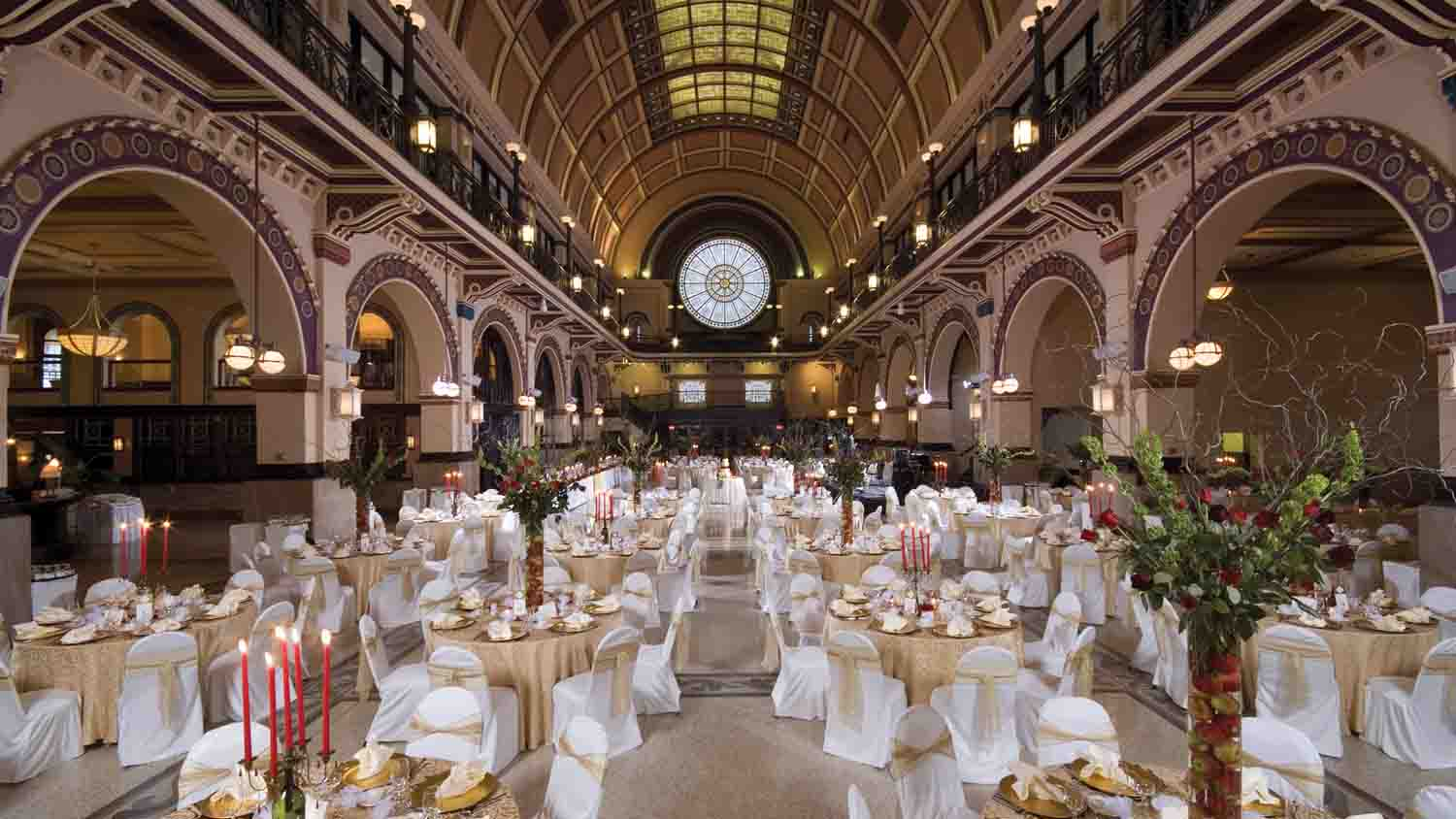 Grand Hall & Conference Center at Historic Union Station 3