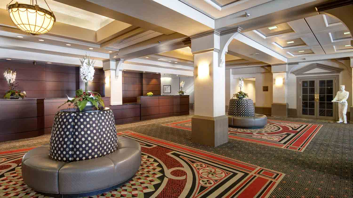 Crowne Plaza Indianapolis Downtown Union Station 4