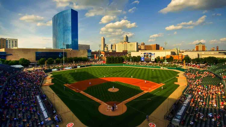 Indianapolis indians 1 list
