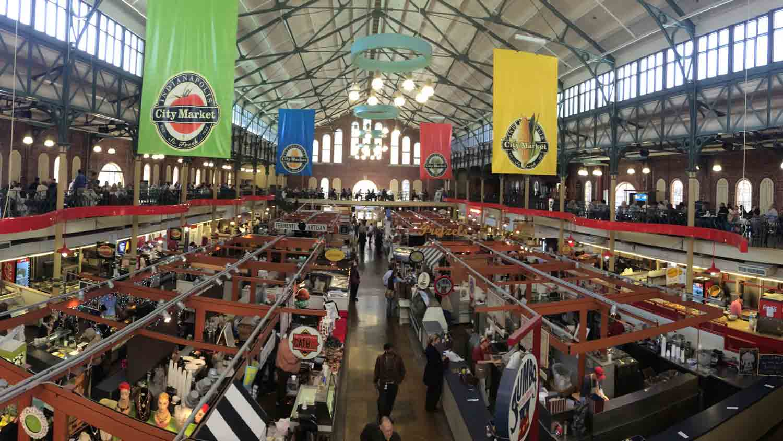 Indianapolis city market 5