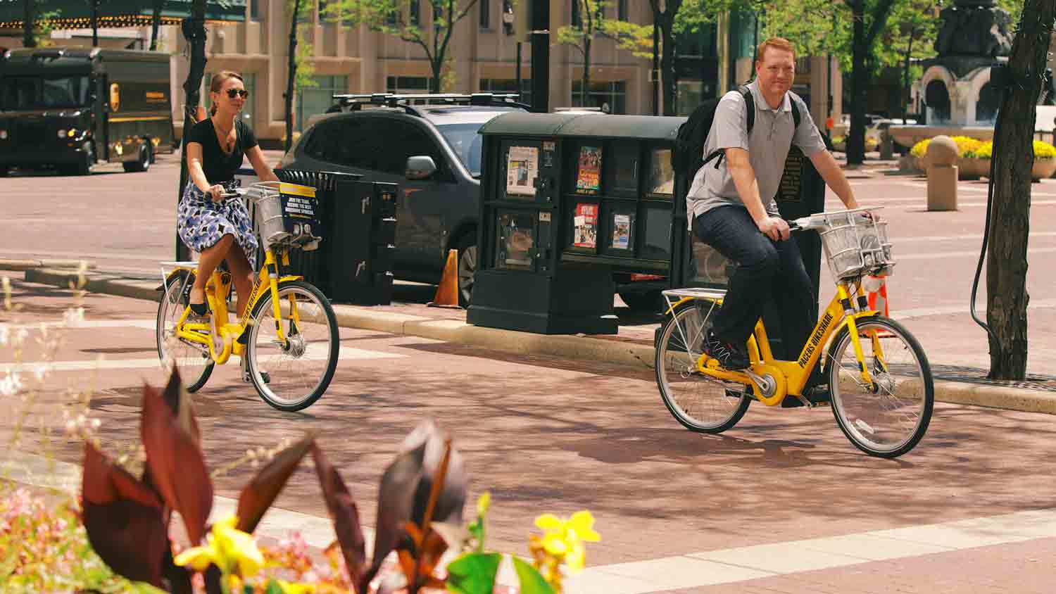 Indiana Pacers Bike Share 7
