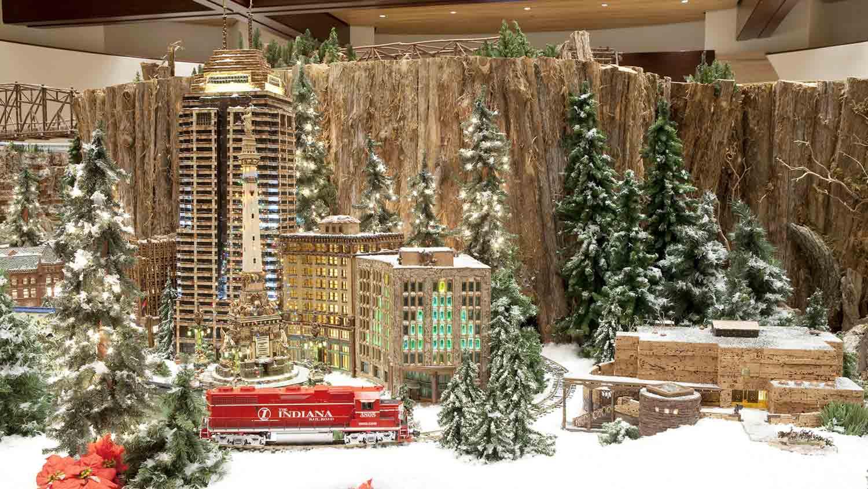 Jingle Rails - The Western Rail Adventure 1