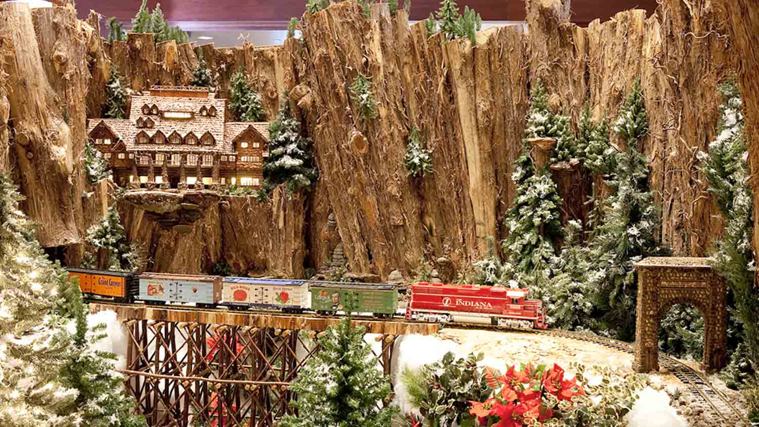 Jingle Rails - The Western Rail Adventure 2