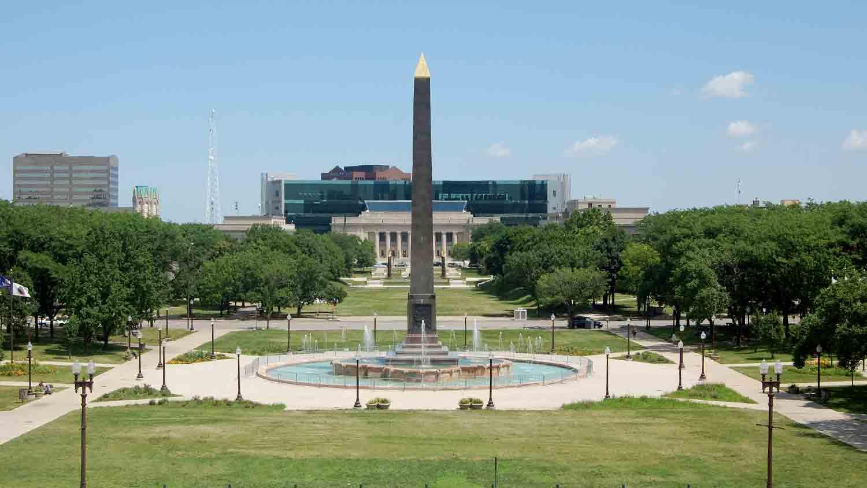 Veteran's Memorial Plaza