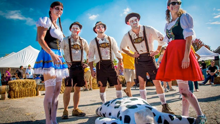 Annual Original and Fabulous GermanFest and Beer Games