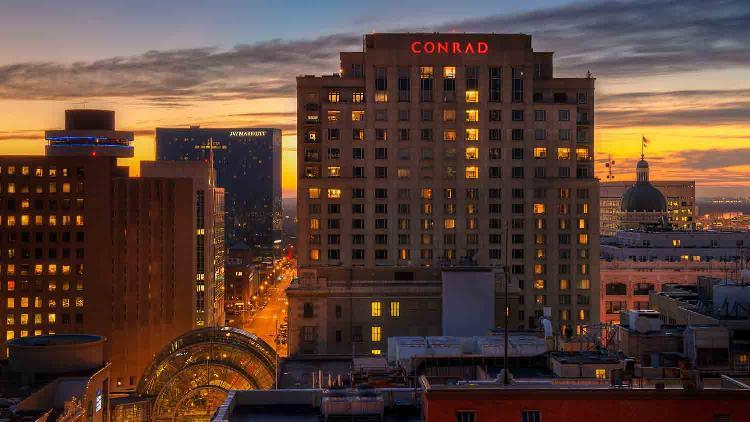 Conrad indianapolis 10 list