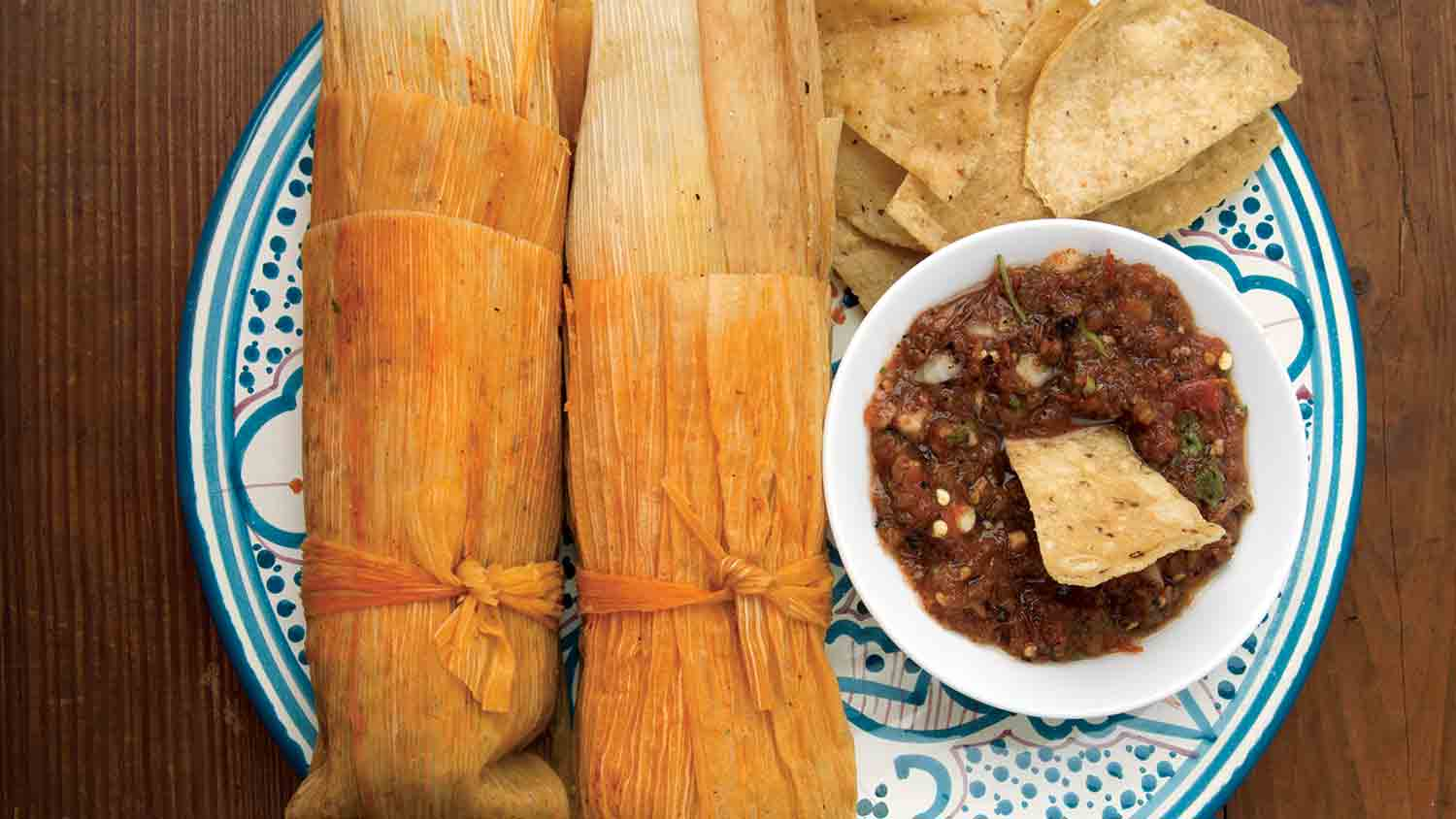 The Tamale Place at the City Market
