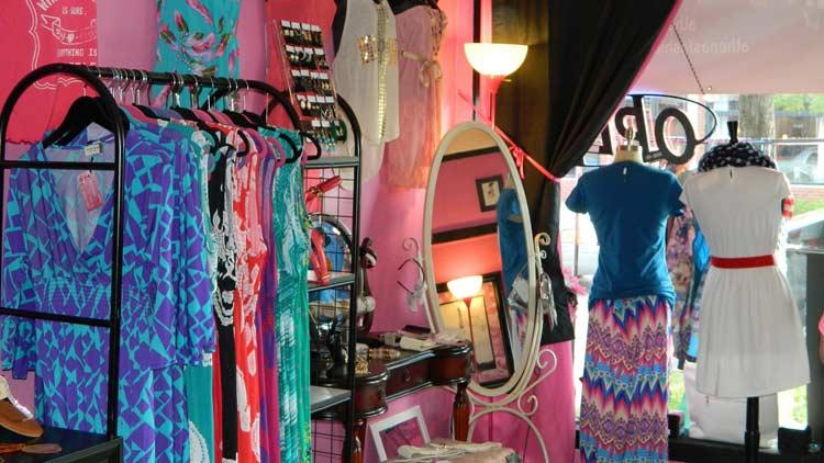 Athena's Fashion Boutique